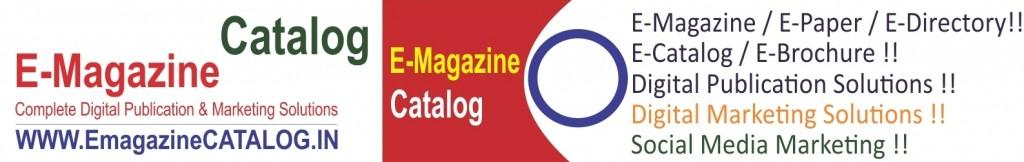 Emagazine CATALOG.IN – Convert Your News Paper, Magazine, Brochure, Catalog into ePAPER, eMAGAZINE, eBrochure, eCatalog, eBOOKS.